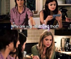 funny, hanna, and spencer image