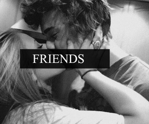 love kiss friends image
