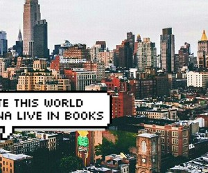 book, life, and hate image