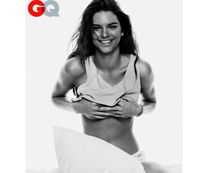 kendall jenner, model, and gq image