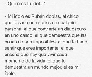 ruben, ídolo, and doblas image