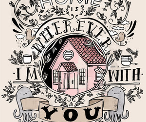 home and im with you image