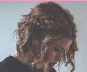 hairstyle, lovely, and pretty image