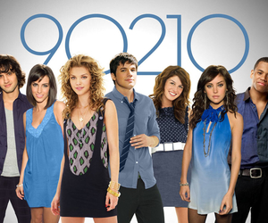 90210, Beverly Hills, and blue image