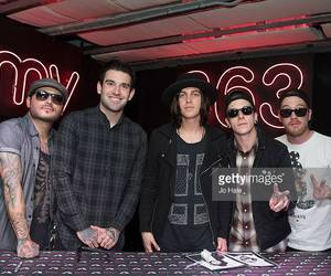 music, sleeping with sirens, and kellin quinn image