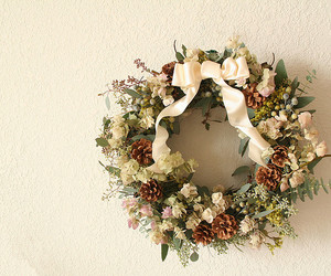 2009, christmas, and wreath image