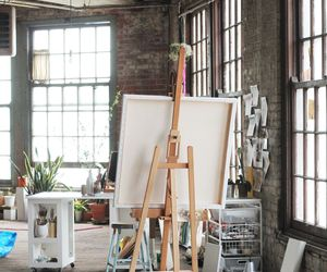 art, canvas, and inspiration image