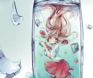 anime, ib, and anime girl image