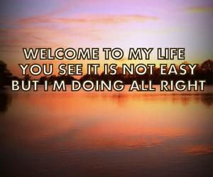 life, Lyrics, and sunrise avenue image
