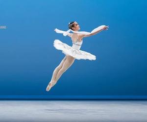 ballet, dancer, and ballerina image