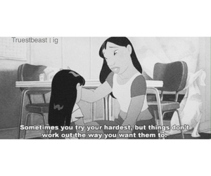 quote, disney, and life image