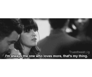 love, quote, and new girl image