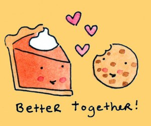 cake, cookie, and sweet image