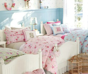 bedroom and girl image