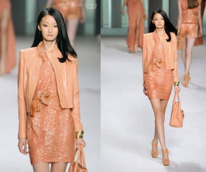 collection, orange, and ready-to-wear image