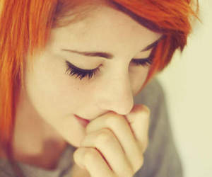 girl and hayley williams image