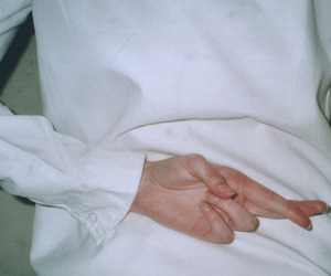 hand and pale image