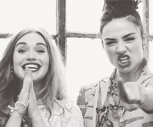 teen wolf, crystal reed, and holland roden image