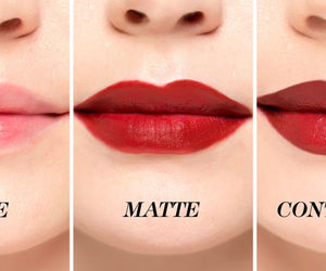 bare, matte, and contoured image