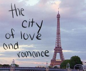 paris, love, and romance image