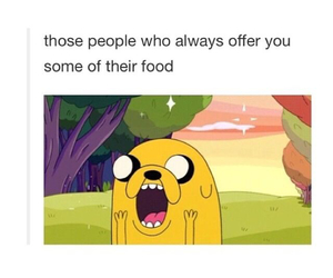 food and adventure time image