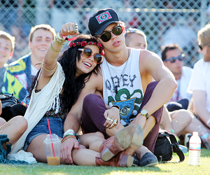 vanessa hudgens, cute, and couple image