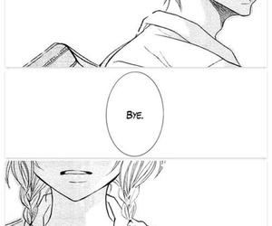 manga, anime, and bye image