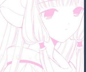 anime and chobits image