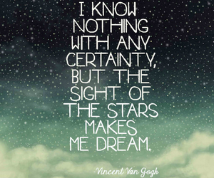 inspiration, quotes, and stars image