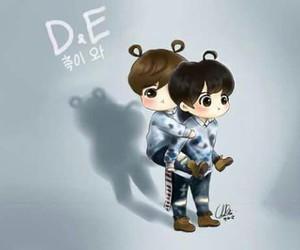 donghae, suju, and eunhae image