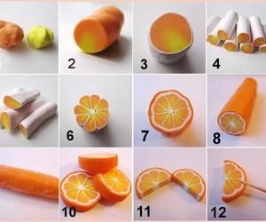 diy and orange image