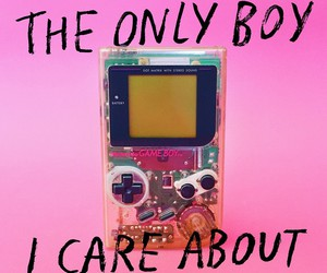 boy, gameboy, and 90s image