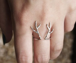 cool, handmade, and deer image