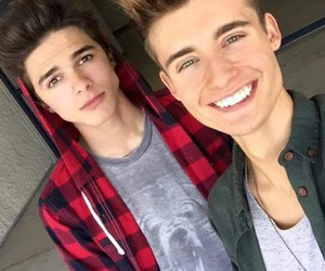 boy, brent rivera, and brent image