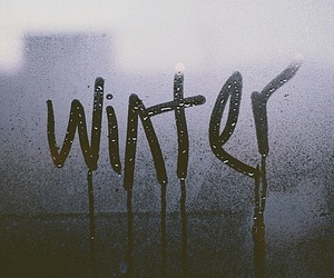 winter, cold, and text image