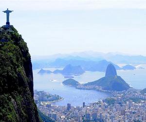 rio, brazil, and rio de janeiro image