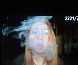 girl, pipe, and high image