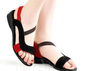 thong sandals and cheap sandals image