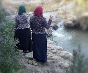 dz, happiness, and arab girls image