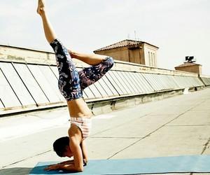 active, meditation, and motivation image