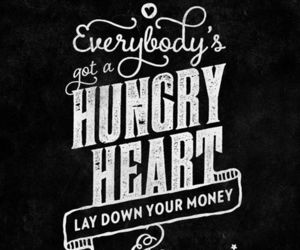 heart and hungry image