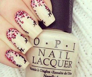 amazing, nails desing, and beauty image