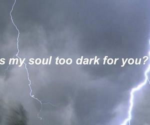 dark, grunge, and soul image