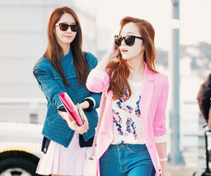 jessica, snsd, and yoona image