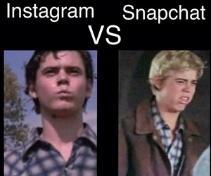funny, greasers, and lol image