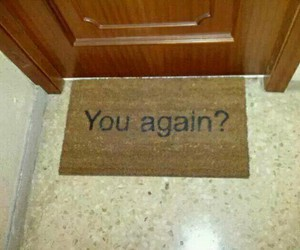 funny, lol, and door image