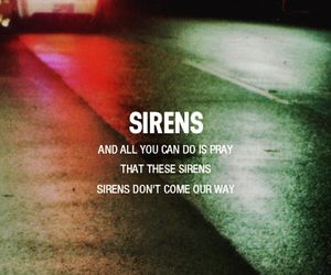 music, sirens, and tom odell image