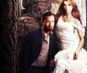 teen wolf, lydia martin, and peter hale image
