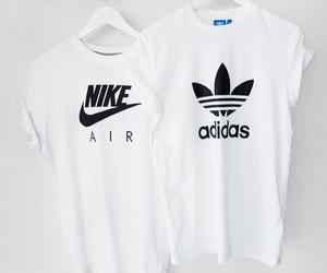nike, adidas, and style image