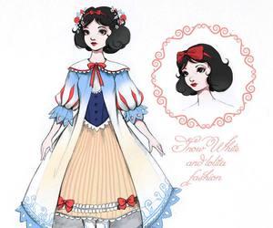 disney, lolita, and lolita fashion image